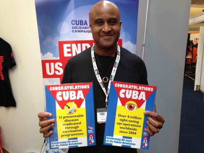 Cuba60 anniversary messages