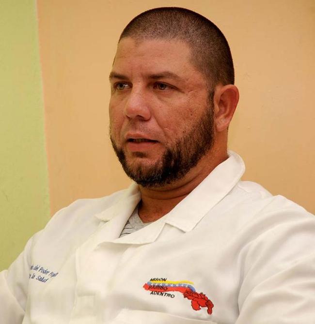 Dr Enmanuel Vigil Fonseca
