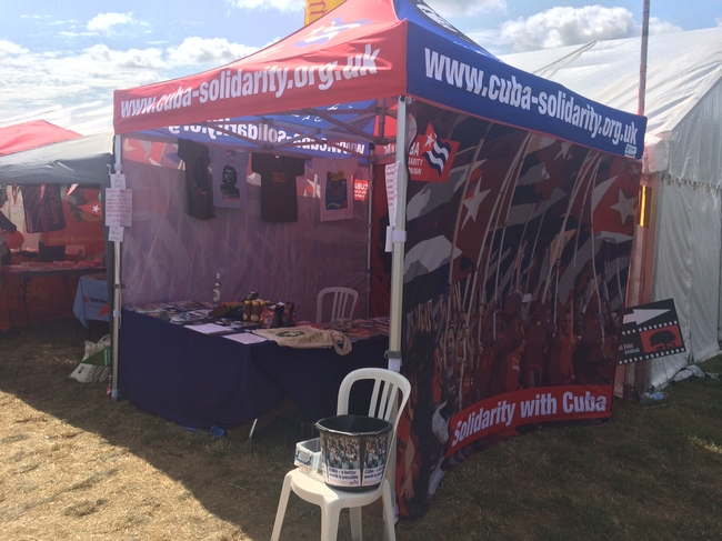 Visit the CSC Marquee at Tolpuddle