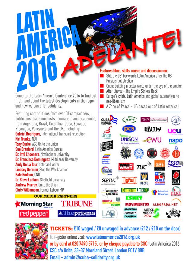 Csc events latin america adelante conference 2016 latin america adelante conference 2016 publicscrutiny Gallery