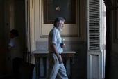 Photograph: Desmond Boylan/AP