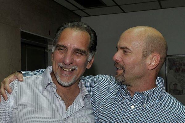 Rene Gonzalez and Gerardo Hernandez