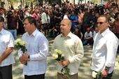 The Five in Venezuela in 2015