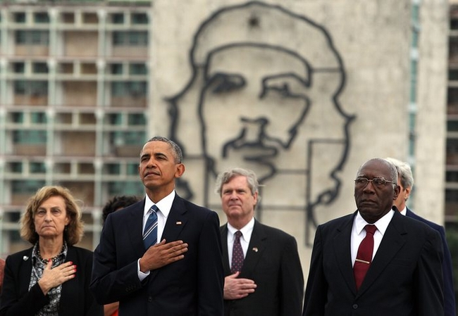 Obama's visit to Cuba: Welcome progress, but the blockade remains in place