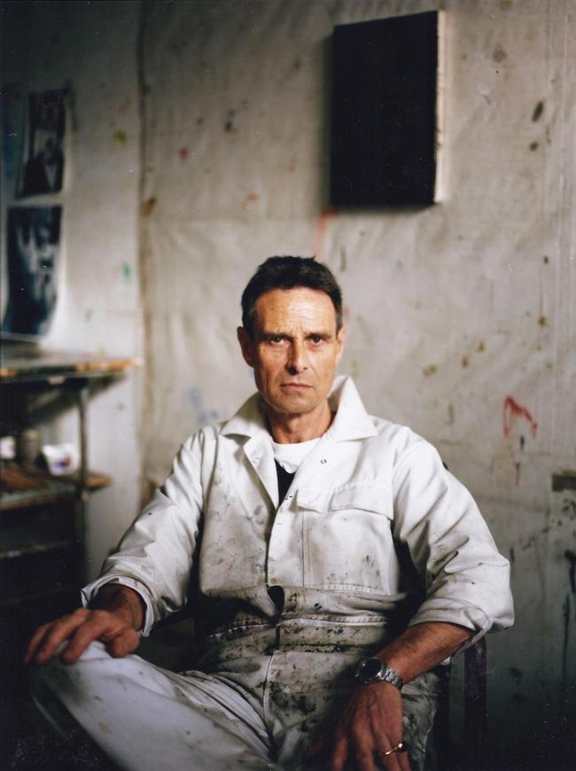 British artist John Keane