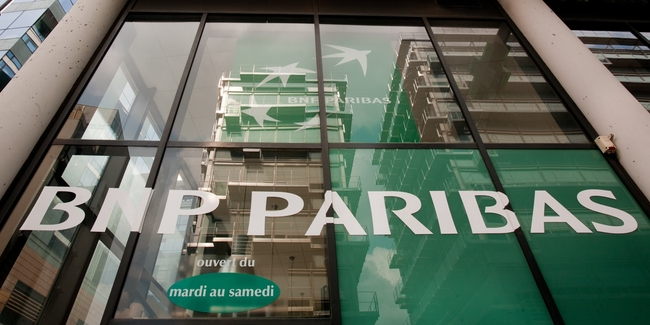 French bank BNP Paribas was sentenced to a record fine of 8.9 billion dollars for maintaining, among others, financial relations with Cuba.