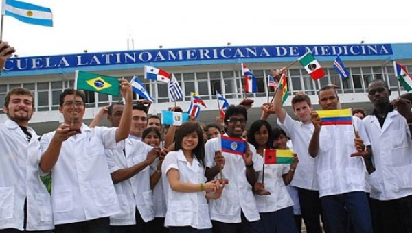 Latin America School of Medicine (ELAM) - one of Fidel's legacies to the world