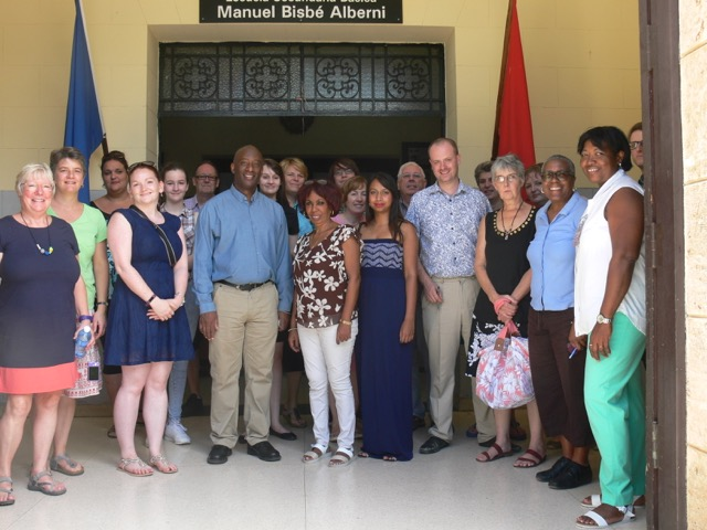 NUT Delegation to Cuba October 2016
