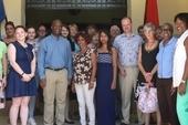 NUT Delegation to Cuba October 2016