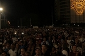 Thousands arrived at Plaza de la Revolucion in Havana, to mourn Fidel Castro's death