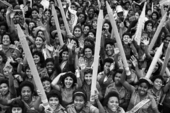 Rally of the Pencils in Havana, 1961