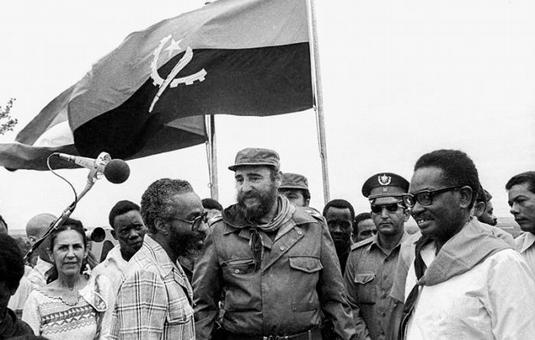 CSC news: Angola Honours Fidel Castro's Internationalism and Anti-Colonialism