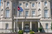 The Embassy of the Republic of Cuba, Washington DC