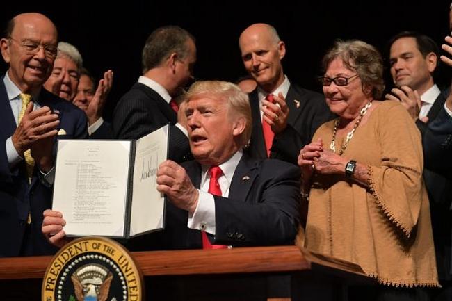 Trump further tightened the US blockade of Cuba in June 2017