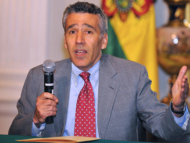 Philip Goldberg was previously expelled from Bolivia by Evo Morales for causing unrest