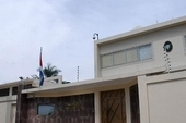 The Cuban Embassy in Venezuela