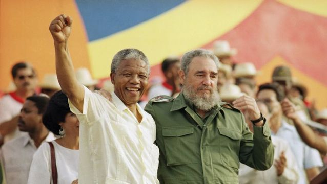 Since the Revolution, Cuba has had strong links with Africa, including supporting anti-colonial movements and the anti-apartheid struggle