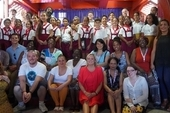 The NEU delegation visited Cuba in October half term 2018