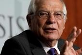 Spanish Foreign Minister Josep Borrell