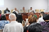 President Miguel Díaz-Canel participated in the National Assembly standing committees