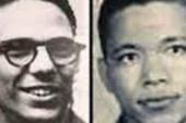 Fructuoso Rodriguez, Juan Pedro Carbo, Jose Machado and Joe Westbrook
