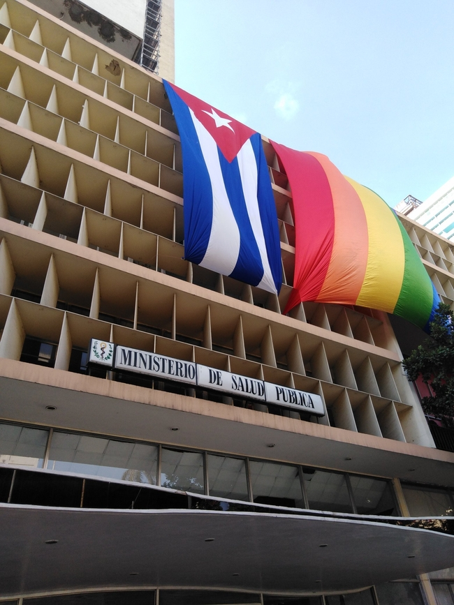 All Rights for All People - #IDAHOBIT 2021 in Cuba