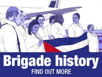 brigade history